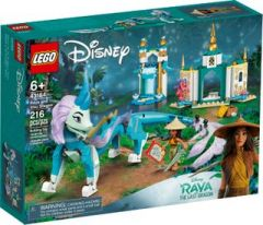 LEGO DISNEY 43184 RAYA & SISU DRAGON