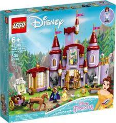 LEGO DISNEY 43196 BELLE & THE BEAST'S CASTLE