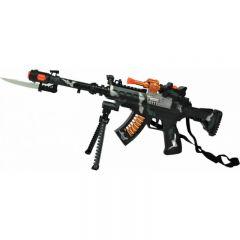 COMBAT MISSION GUN & BAYONET LIGHTS & SOUNDS