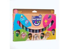 LITTLE BRIAN FACE PAINT STICKS 12PK
