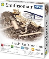 SMITHSONIAN DIGGIN' UP DINOS T.REX