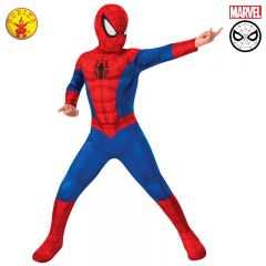 SPIDERMAN COSTUME SIZE 6 TO 8
