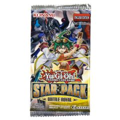 YU GI OH STAR PACK BATTLE ROYAL