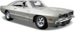 MAISTO 1:25 1969 DODGE CHARGER RT DIE CAST CAR