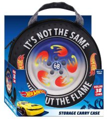 HOT WHEELS 3D EVA STORAGE CARRY CASE