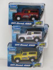 OFF ROAD 4WD TROOP CARRIER