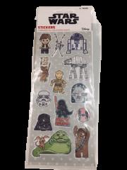 STAR WARS STICKERS 3 PACK