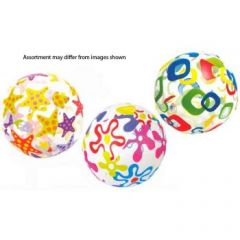 INTEX LIVELY PRINT BALLS 51CM