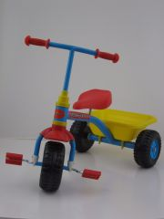 SPEEDYROO TRICYCLE WITH  BASKET