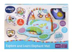 VTECH BABY EXPLORE & LEARN ELEPHANT MAT