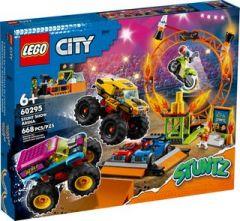 LEGO CITY 60295 STUNT SHOW ARENA