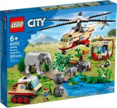 LEGO CITY 60302 WILDLIFE RESCUE OPERATION