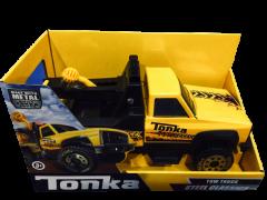 TONKA STEEL CLASSICS TOW TRUCK