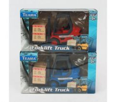 TEAMA FORKLIFT TRUCK 1:24 SCALE