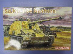 DRAGON 1:35 SD.KFZ. 164 NASHORN (POLAND AUTUMN 1944)