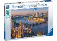 RAVENSBURGER 2000 PIECE JIGSAW PUZZLE ATMOSPHERIC LONDON