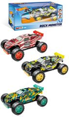 HOT WHEELS REMOTE CONTROL 1:24 ROCK MONSTER