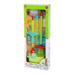 PLAYGO  LITTLE HELPER CLEANING SET