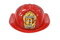 FIRE RESCUE RED HELMET