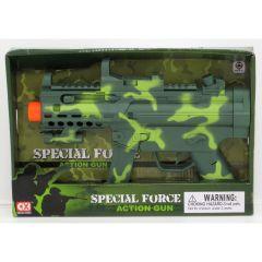 SPECIAL FORCES MACHINE PISTOL