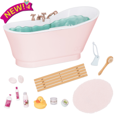 OUR GENERATION BATH & BUBBLE SET