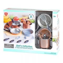 PLAYGO CHEF'S COLLECTION METAL