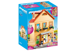PLAYMOBIL CITY LIFE 70014 MY TOWN HOUSE