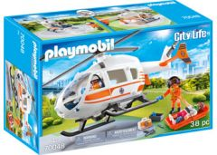 PLAYMOBIL 70048 - RESCUE HELICOPTER