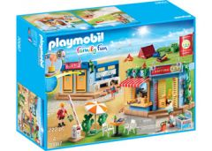 PLAYMOBIL 70087 - LARGE CAMPGROUND
