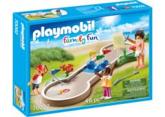 PLAYMOBIL 70092 MINI GOLF