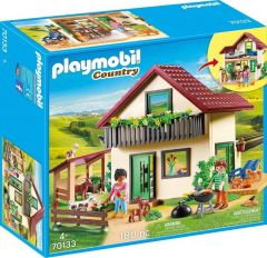 PLAYMOBIL COUNTRY 70133 MODERN FARMHOUSE