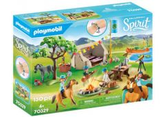 PLAYMOBIL SPIRIT  - SUMMER CAMPGROUND