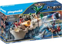 PLAYMOBIL PIRATES 70413 - REDCOAT BASTION