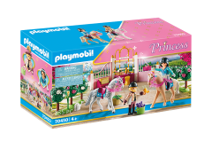PLAYMOBIL PRINCESS 70450 RIDING LESSONS