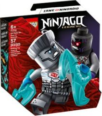 LEGO NINJAGO 71731 EPIC BATTLE SET - ZANE VS NINDROID