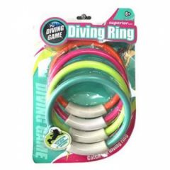 DIVE RING 4 PACK