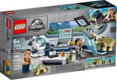 LEGO JURASSIC WORLD 75939 DR WU'S LAB: BABY DINOSAURS BREAKOUT