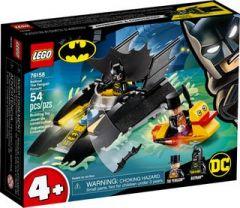 LEGO DC 76158 BATBOAT THE PENGUIN PURSUIT