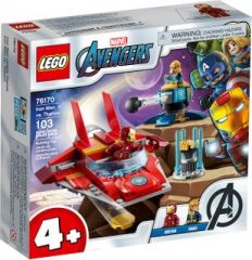 LEGO AVENGERS 76170 IRON MAN VS THANOS