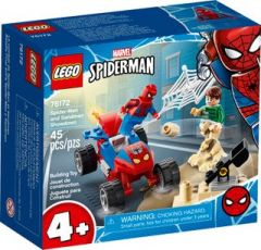 LEGO 76172 SPIDER-MAN AND SANDMAN SHOWDOWN