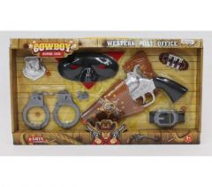 WESTERN OUTLAW PLAYSET
