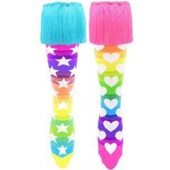 MADMIA SOCKS LET'S DANCE KIDS TO ADULT AGES 6-99