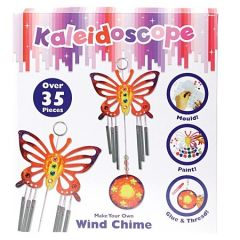 KALEIDOSCOPE MAKE YOUR OWN WIND CHIME