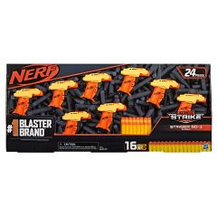NERF ALPHA STRIKE STINGER SD-1 8 PACK