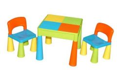 MONARCH KIDS TABLE AND CHAIRS UNISEX