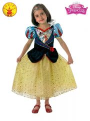 SHIMMER SNOW WHITE LARGE SIZE