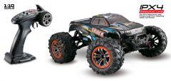TORNADO 1:10 R/C IPX4 4WD MONSTER TRUCK