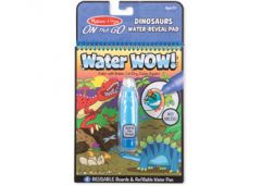 MELISSA AND DOUG WATER WOW DINOSAURS WATER REVEAL PAD