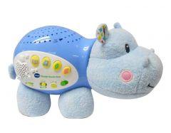 VTECH STARLIGHT SOUNDS HIPPO BLUE