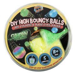 DIY FUN EXPERIMENTS CRAZY BOUNCY BALLS